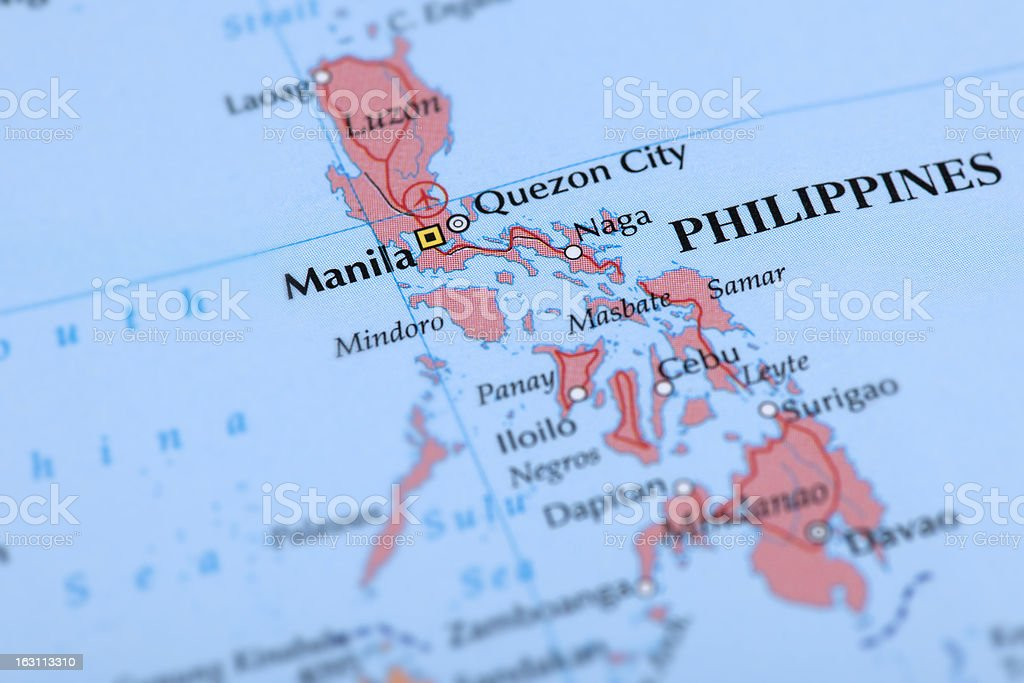 PHILIPPINES royalty-free stock photo