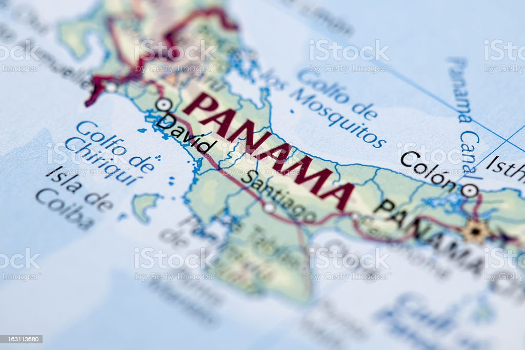 PANAMA stock photo