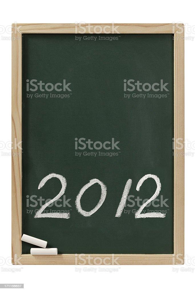 2012 royalty-free stock photo