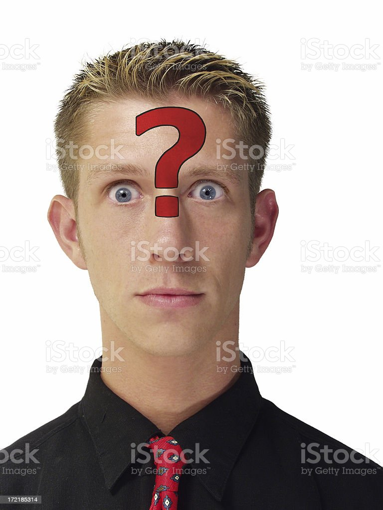 WHAT?? royalty-free stock photo
