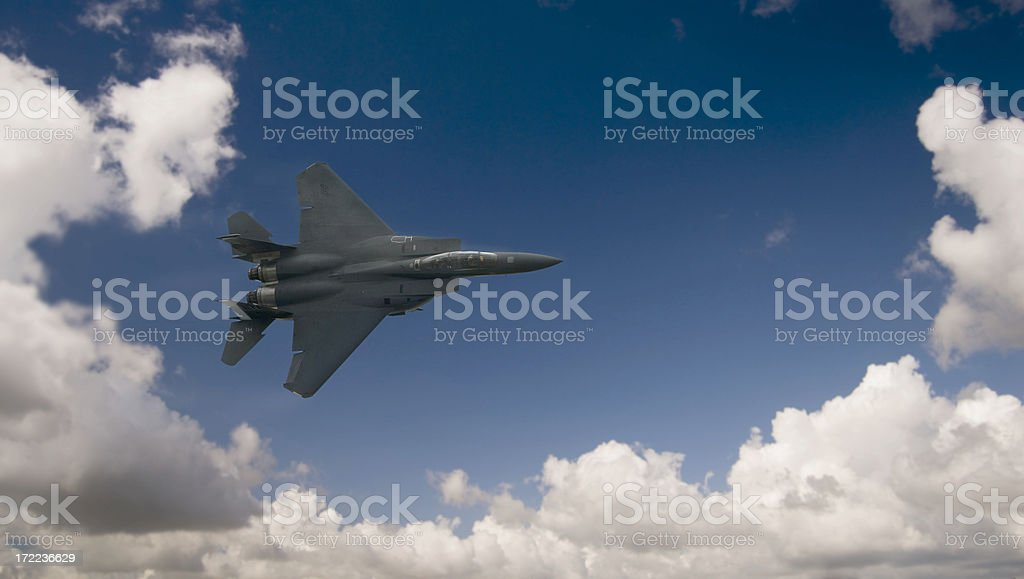 F15 royalty-free stock photo