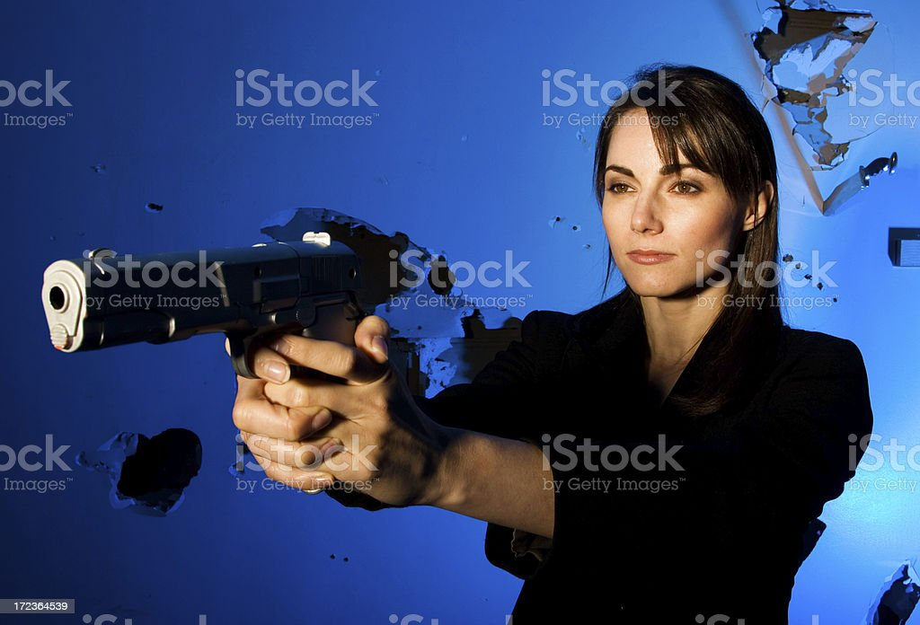 CSI royalty-free stock photo
