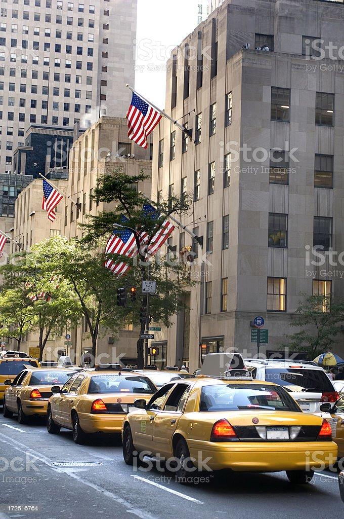 NYC 2 royalty-free stock photo