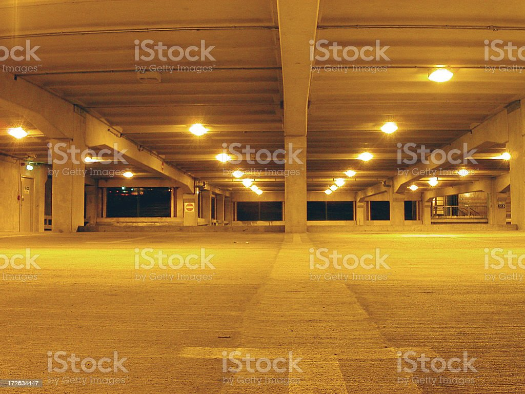 AFTER DARK 09 royalty-free stock photo