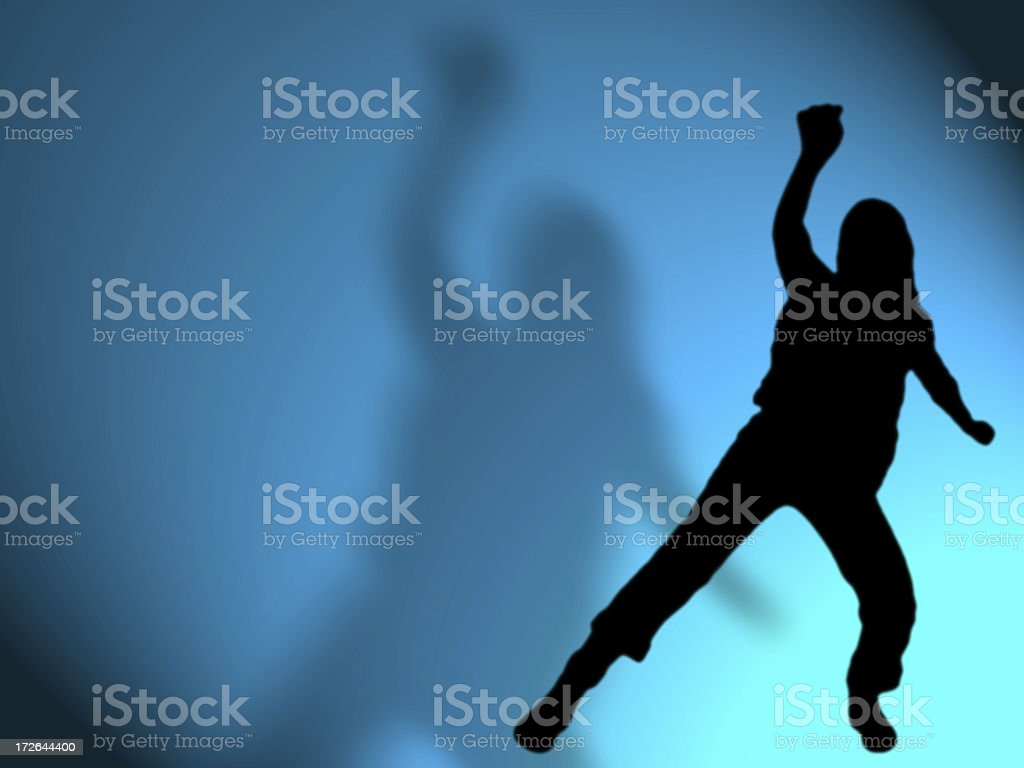 AFTER DARK 03 royalty-free stock photo