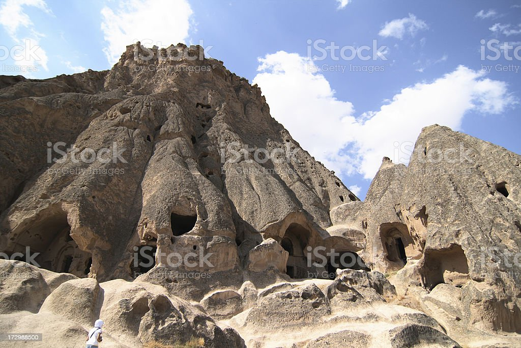 SELIME CATHEDRAL stock photo