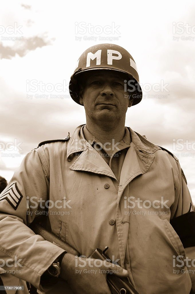 M.P. royalty-free stock photo