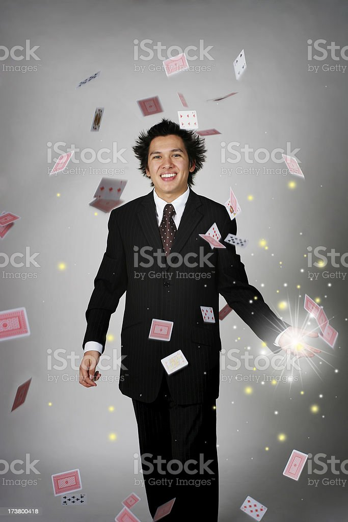 MAGIC royalty-free stock photo