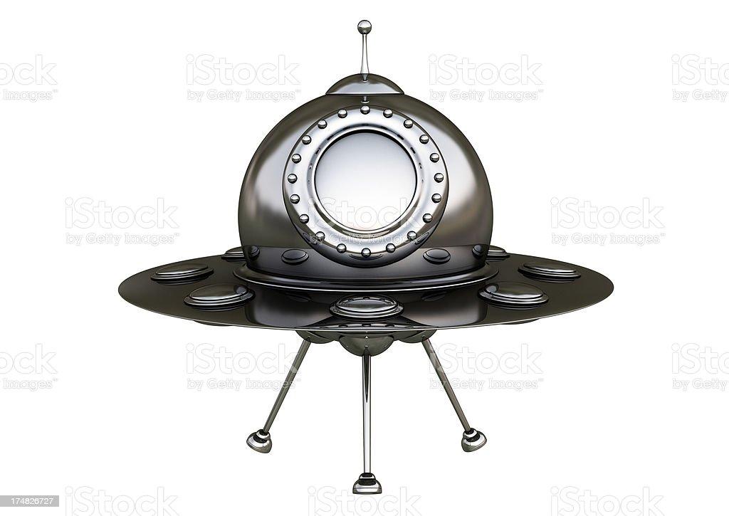 UFO royalty-free stock photo