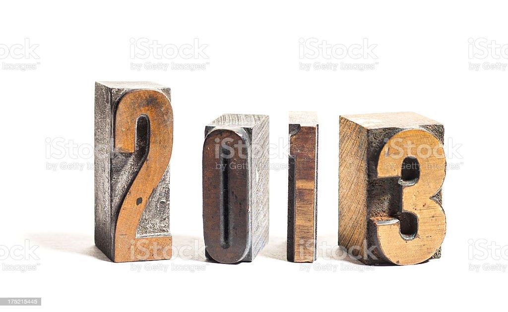 2013 royalty-free stock photo