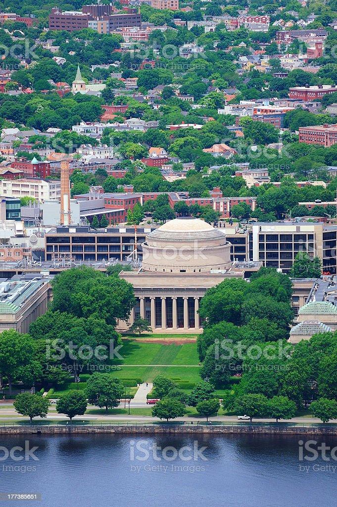 MIT stock photo