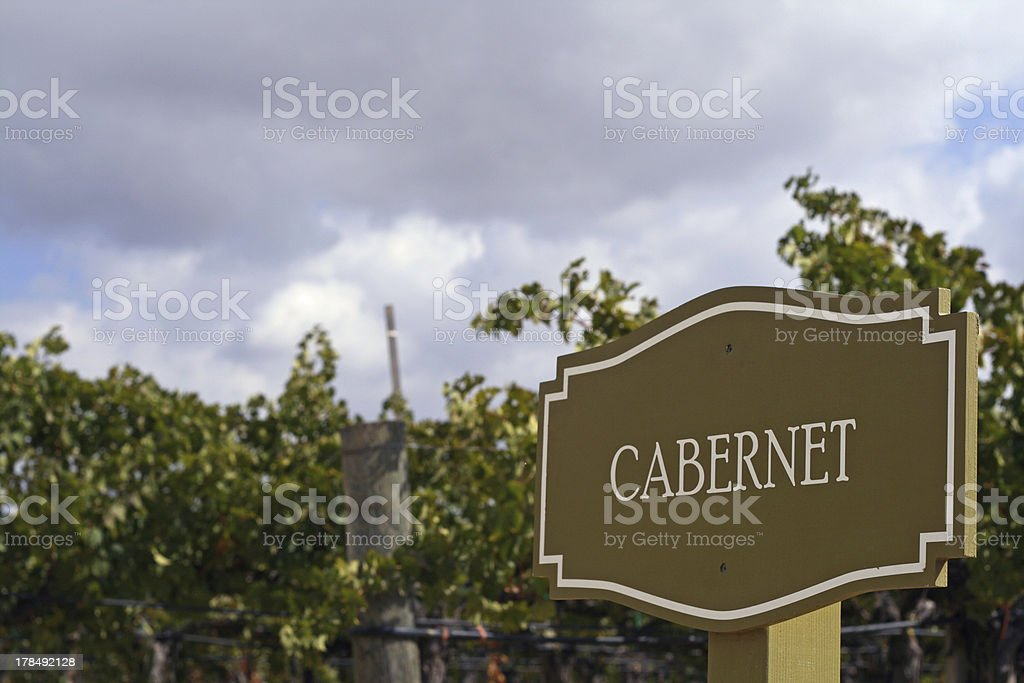 CABERNET stock photo