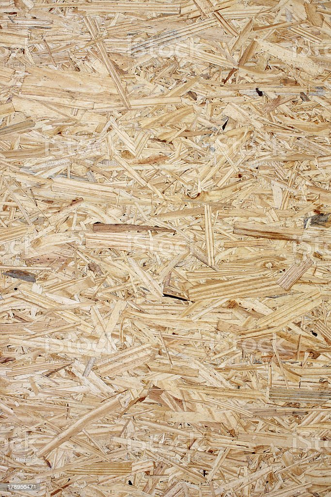 OSB (Texture) royalty-free stock photo