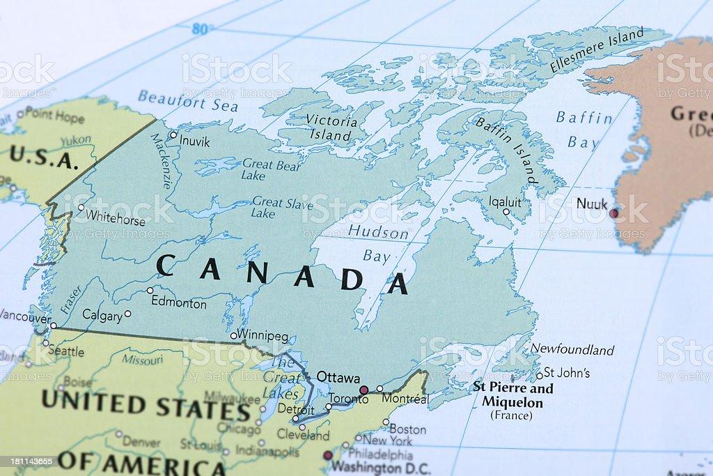 CANADA stock photo