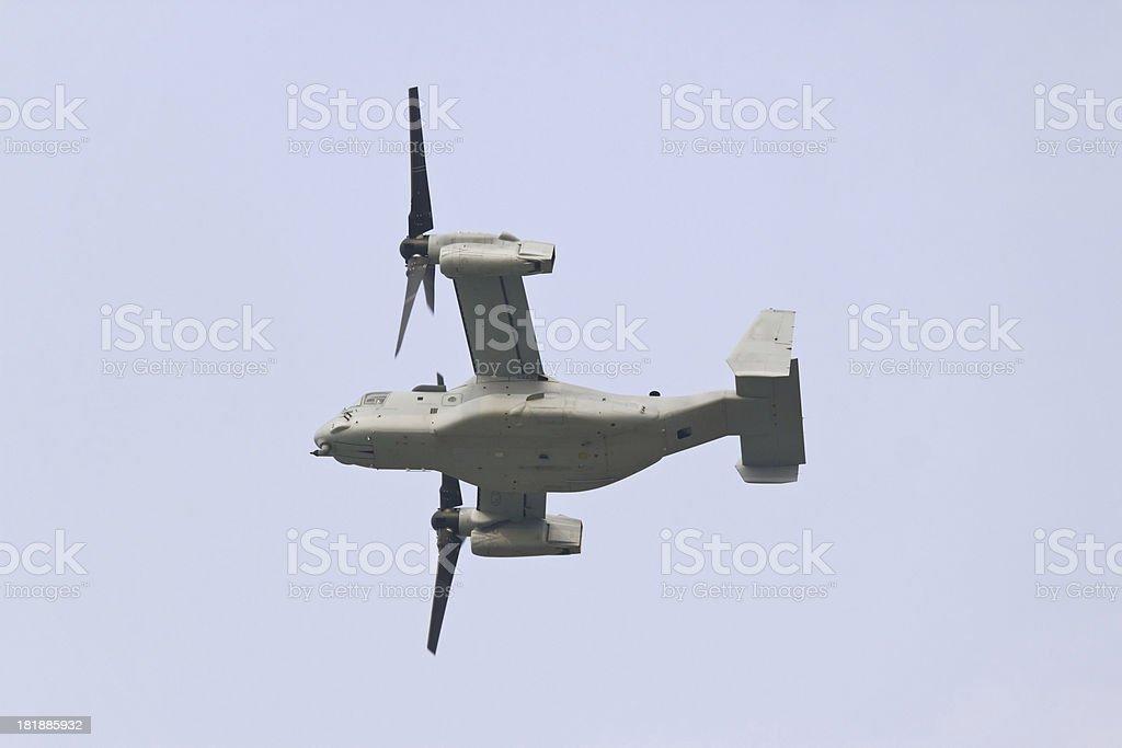 MV-22B royalty-free stock photo