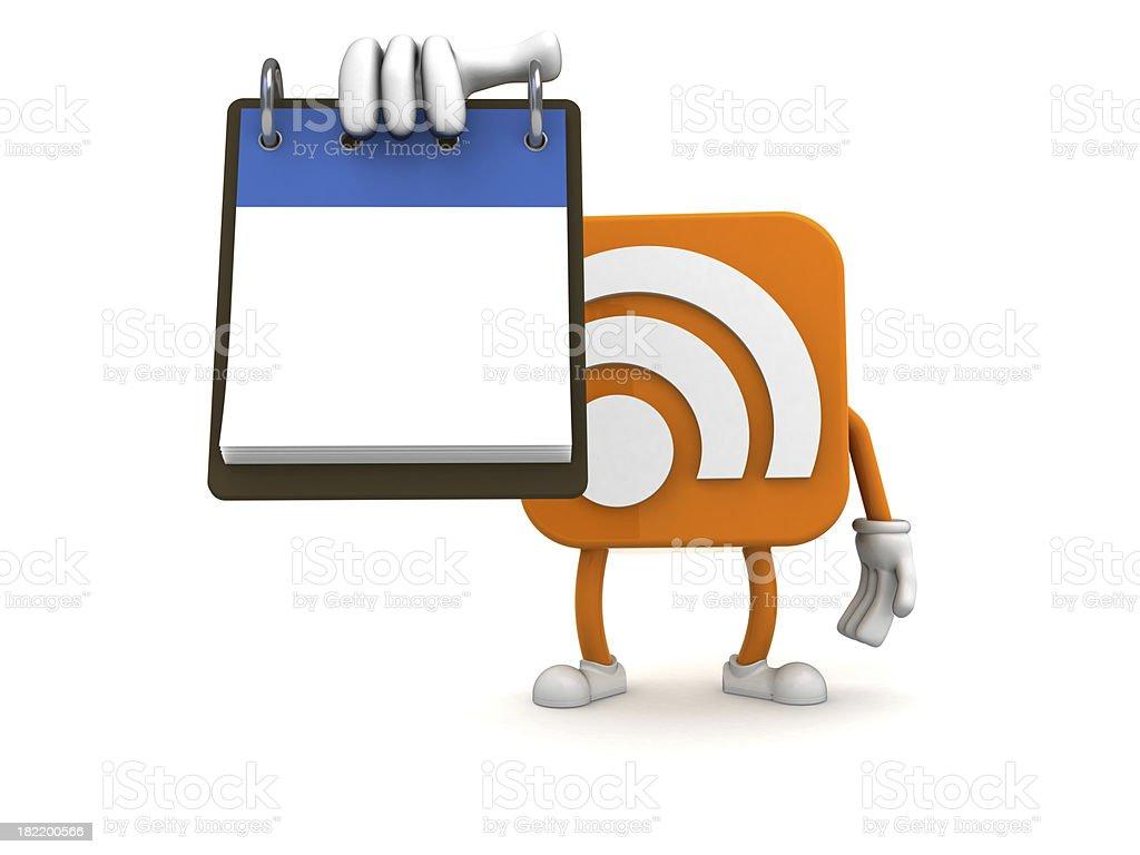 RSS stock photo