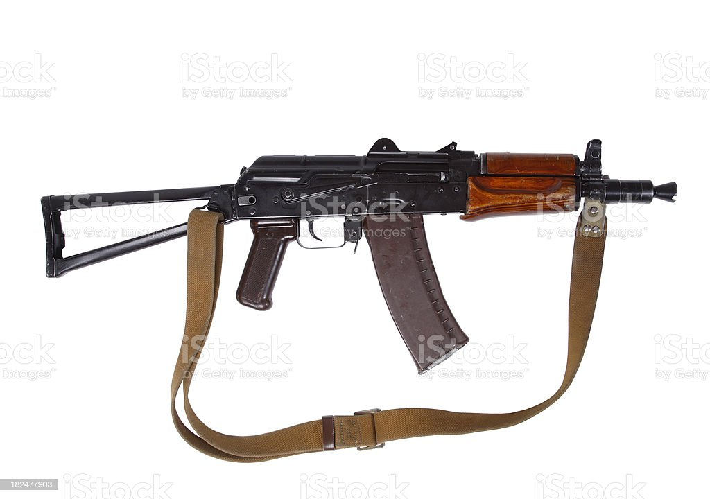 AK-47 royalty-free stock photo