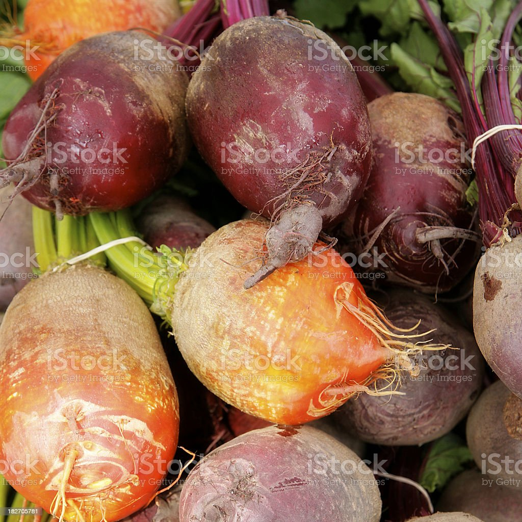 BEETS! royalty-free stock photo