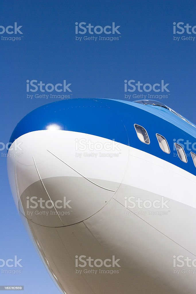 747 royalty-free stock photo