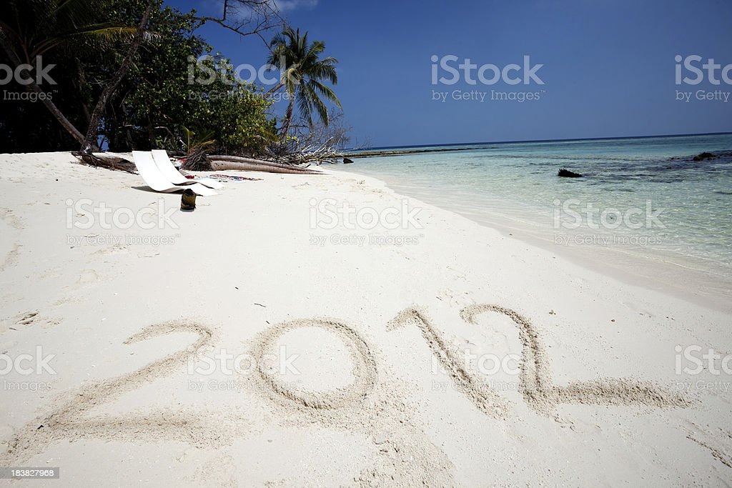 2012 royalty-free stock photo