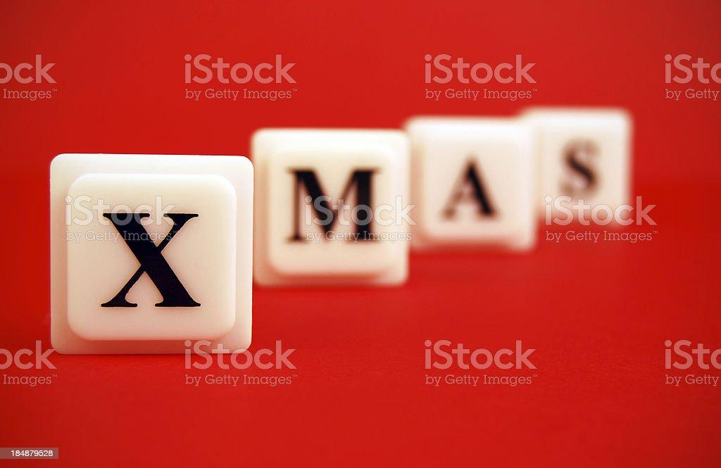 XMAS stock photo