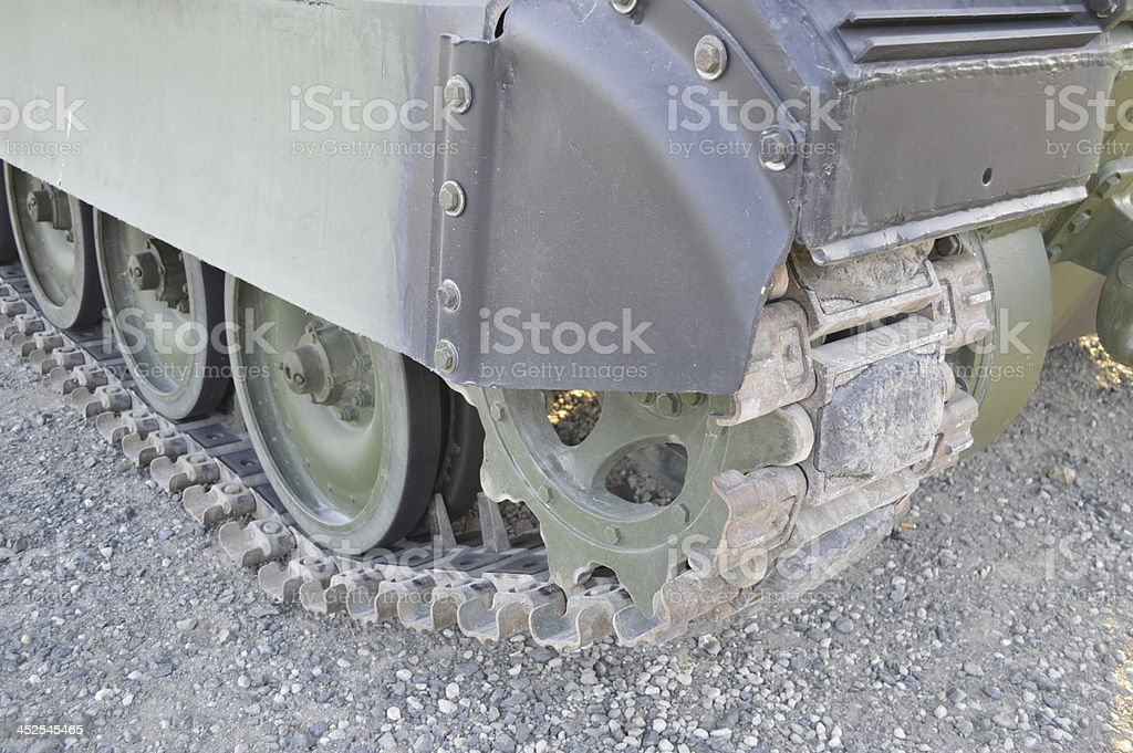 M 113 royalty-free stock photo