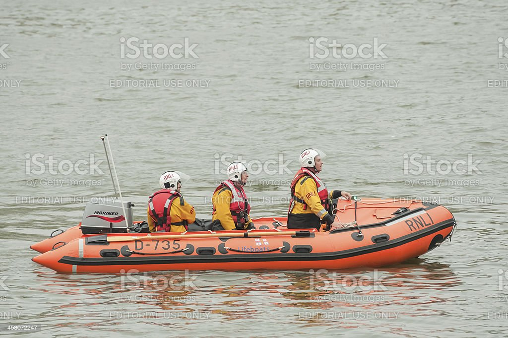 RNLI stock photo