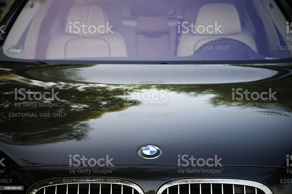 BMW stock photo