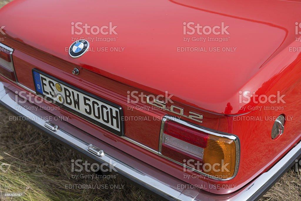 BMW 1502 royalty-free stock photo