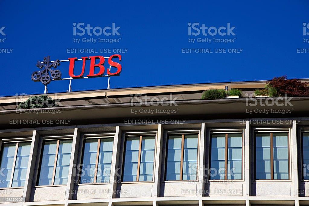 UBS (XXXL) stock photo