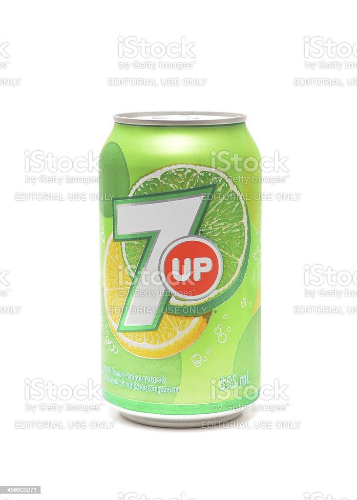 7UP stock photo