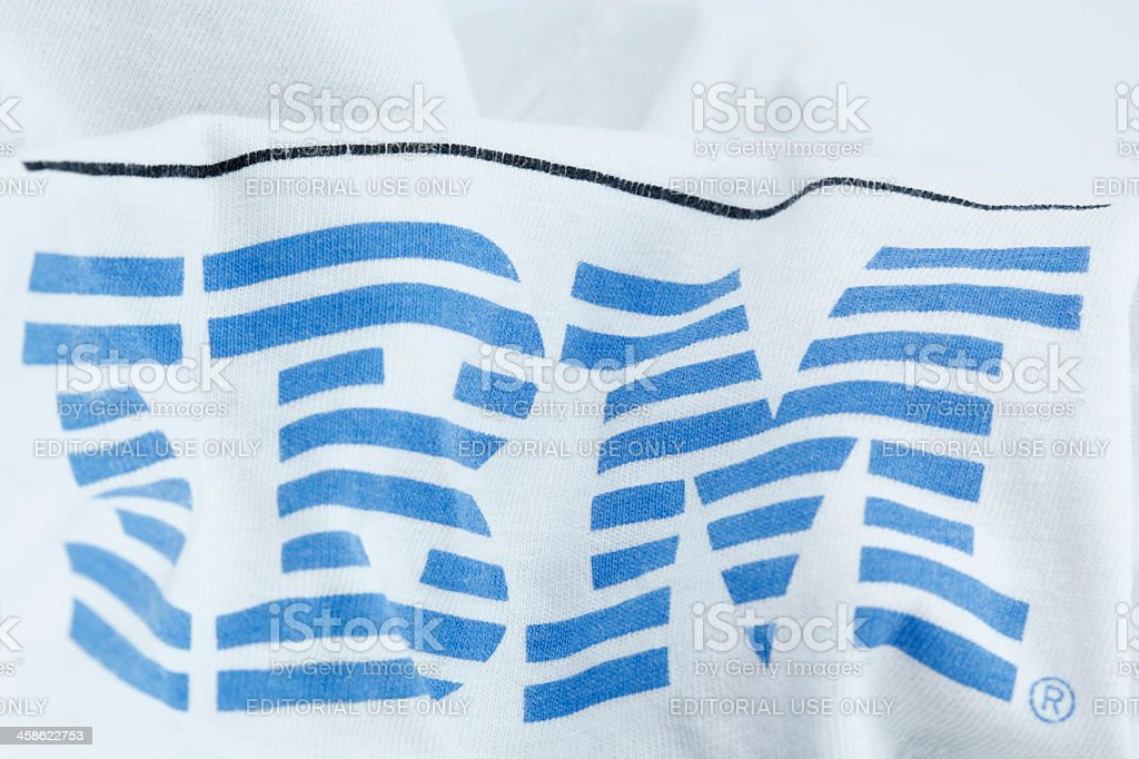 IBM stock photo
