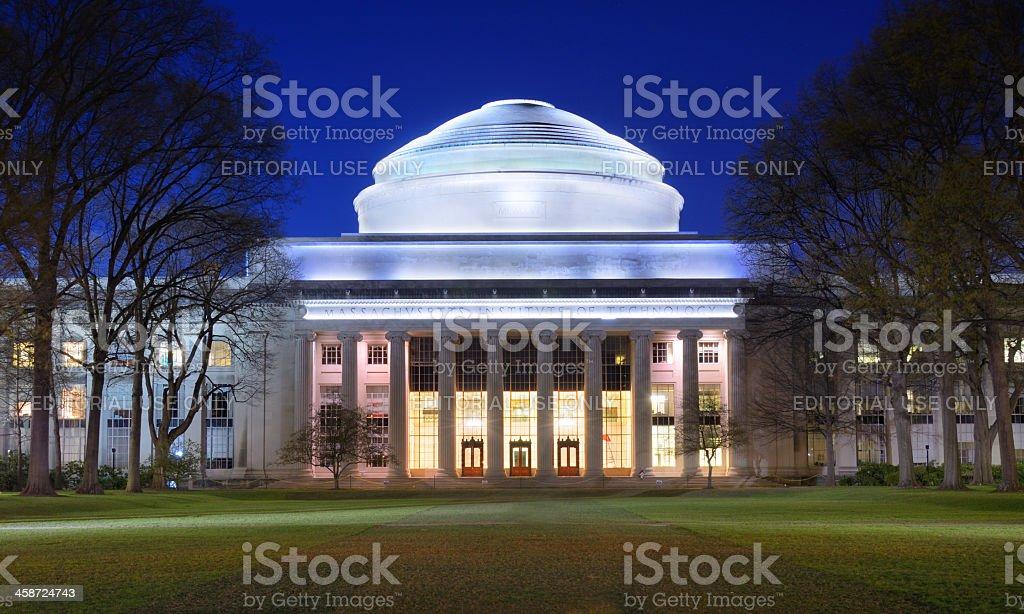 MIT royalty-free stock photo