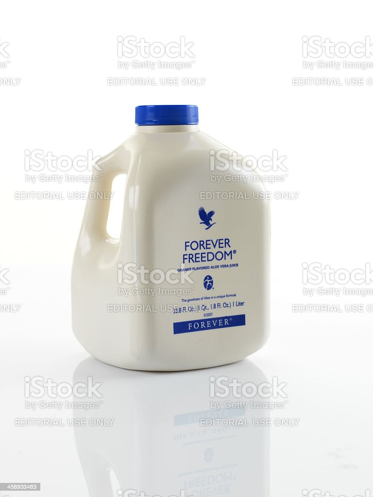 FOREVER FREEDOM royalty-free stock photo