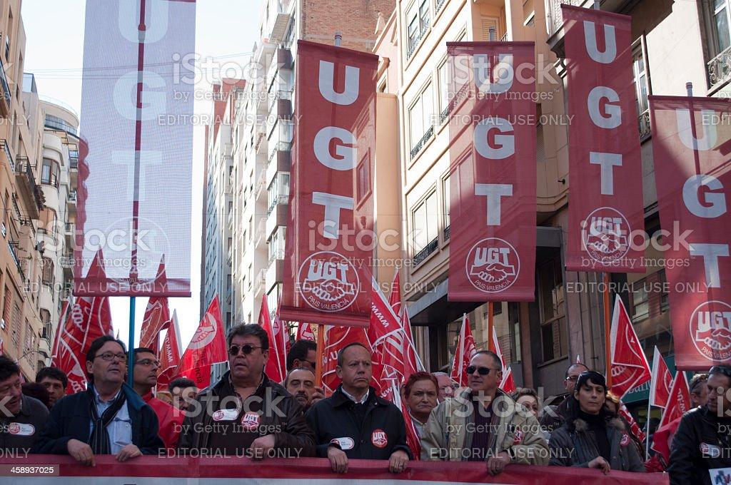 UGT stock photo