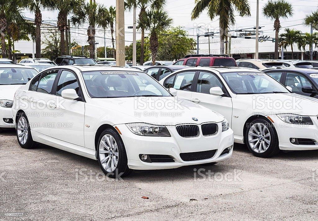BMW 328 royalty-free stock photo