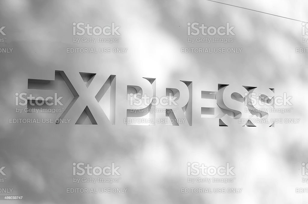 EXPRESS stock photo