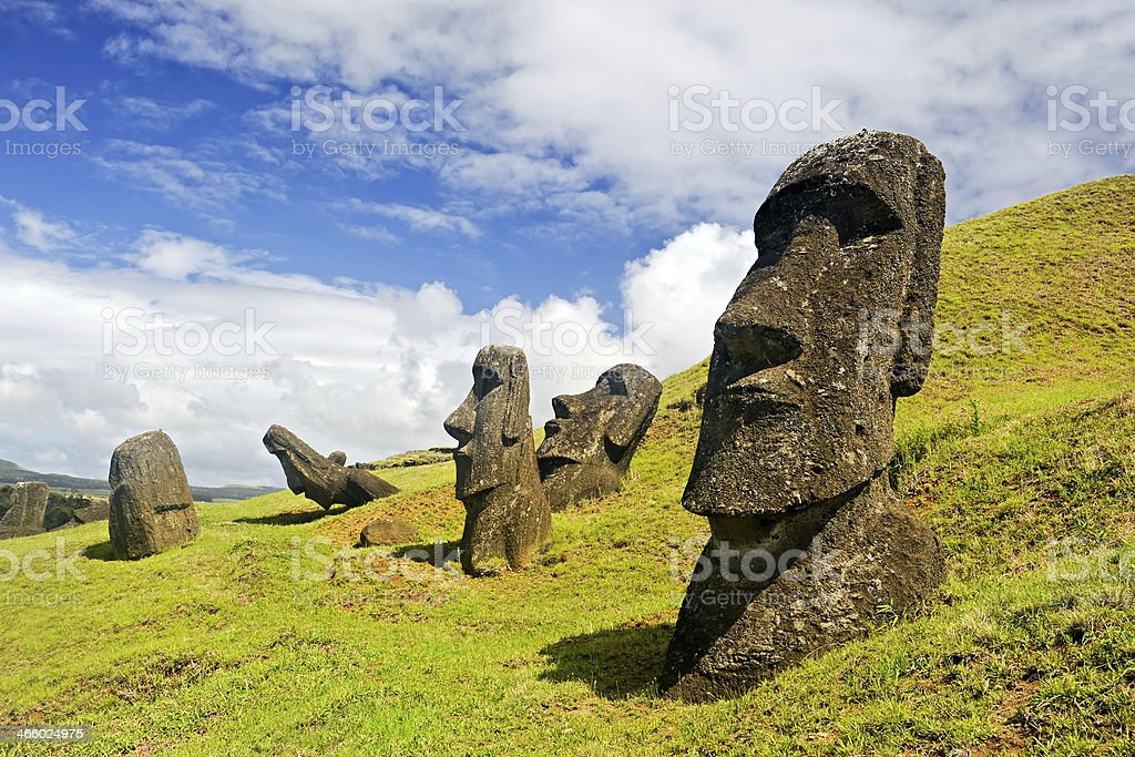 Chile - February 6, 2012: stock photo