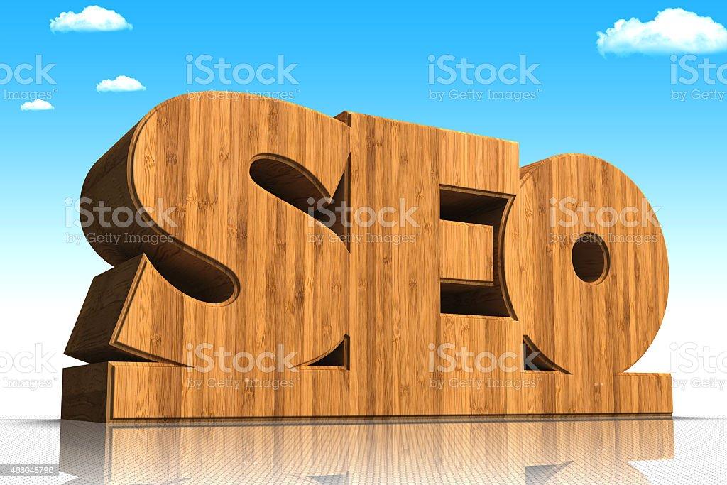 SEO stock photo