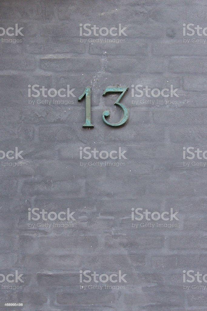 13 stock photo
