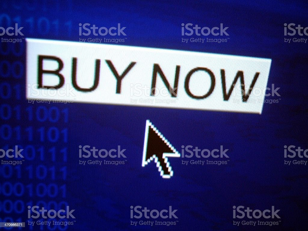 BUY NOW royalty-free stock photo