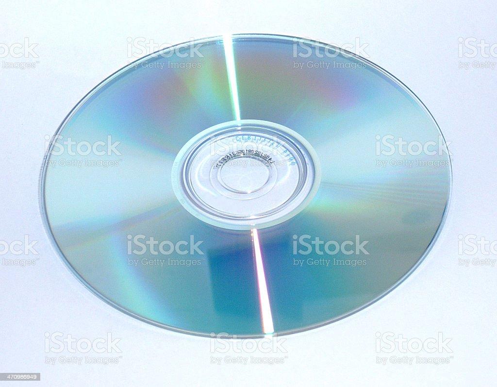 CD royalty-free stock photo