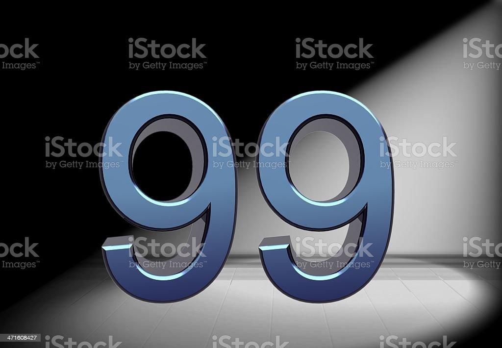 99 stock photo