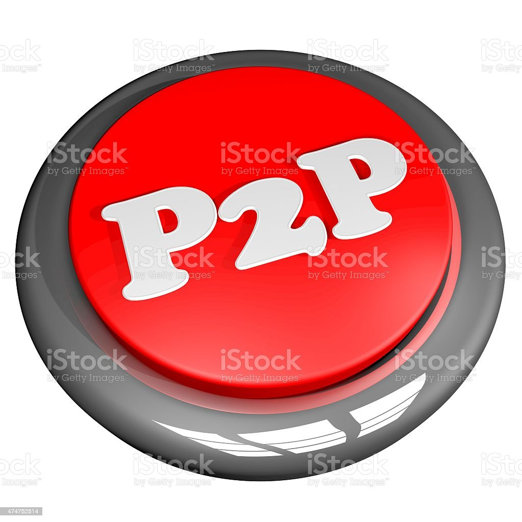 P2P stock photo