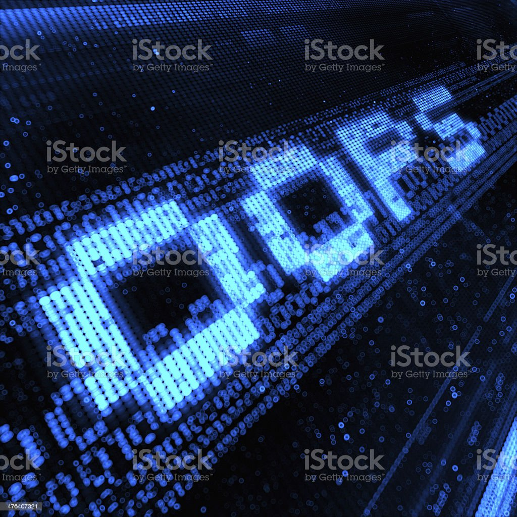 OOPS royalty-free stock photo