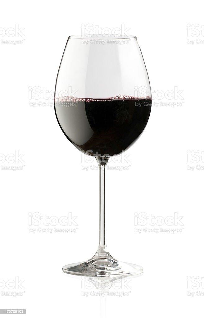 WINE GLASS stock photo