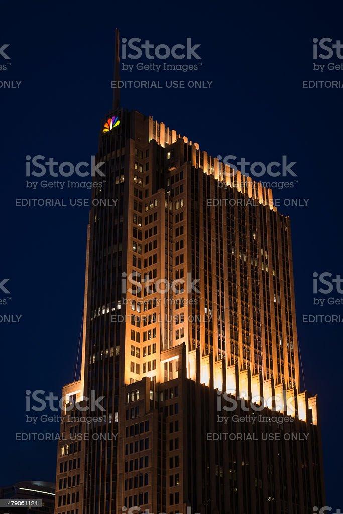 NBC stock photo