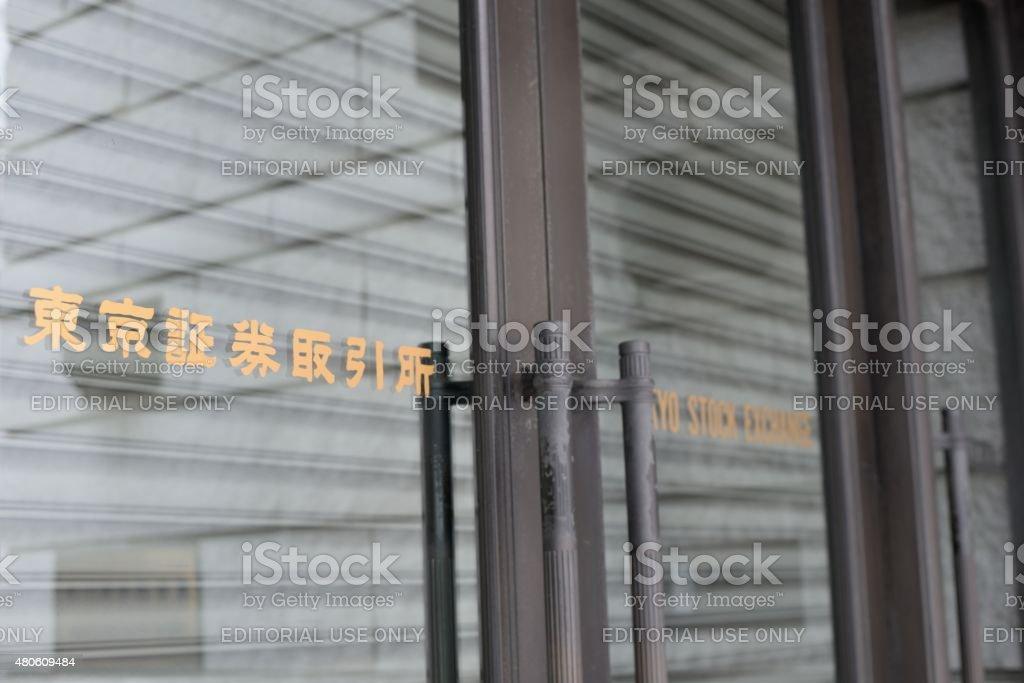 TSE stock photo