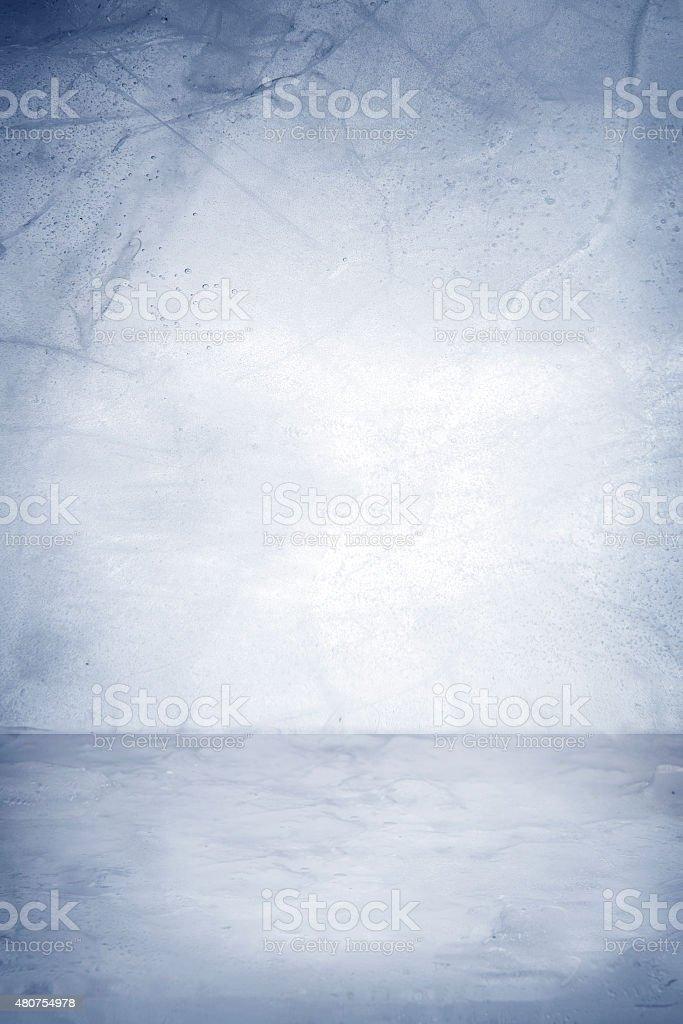 ICE CONNER stock photo
