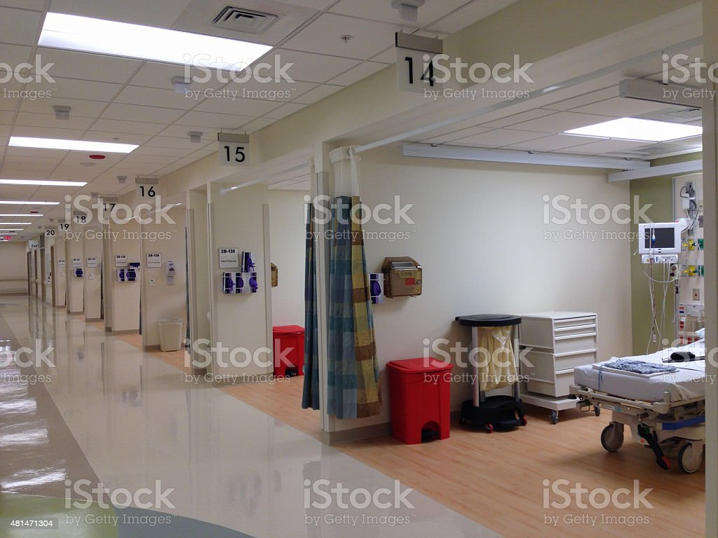ER stock photo
